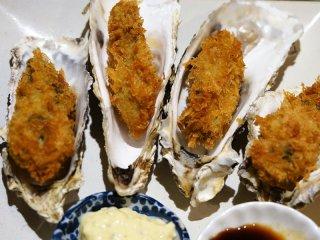【恵比寿】牡蠣ツ端で名物カキフライ定食!小鉢やデザート付のお得ランチの記事で紹介されました