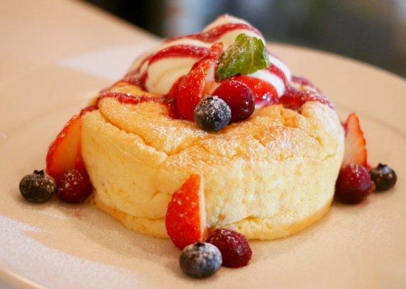 モッチモチ食感の秘密は米粉!米粉をつかったふわもち絶品パンケーキ3選の記事で紹介されました