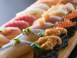 ペアで高級寿司が超お得!銀座の江戸前寿司食べ放題が2名で7000円~の記事で紹介されました
