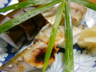 京都好きは知っている!100年続く京寿司の名店「いづ重」の夏限定寿司