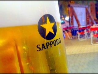 ジンギスカン食べ放題!日本人が初めて造ったビール醸造所のビヤガーデンの記事で紹介されました