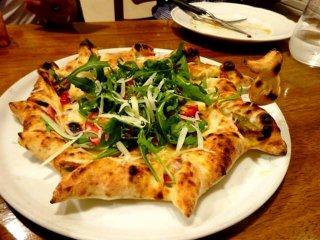 「真のナポリピッツァ」を恵比寿で!南イタリア料理のお手本のようなお店