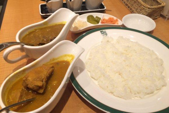 東京でカレーを食べるなら絶対外せない!老舗名店の超定番カレー5選の記事で紹介されました