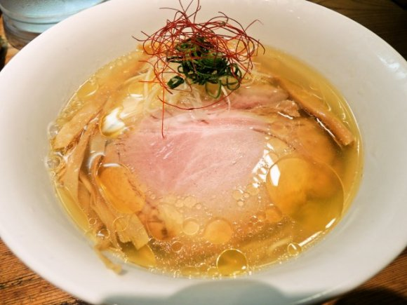 名店ここにあり!東京23区内で是非「塩ラーメン」を食べてほしい10軒の記事で紹介されました
