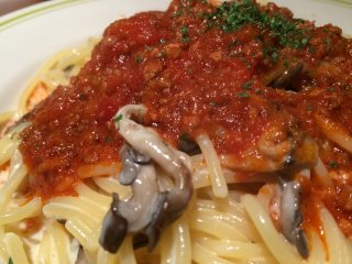 これぞアルデンテ!食感にこだわる新宿のスパゲッティ専門店の記事で紹介されました