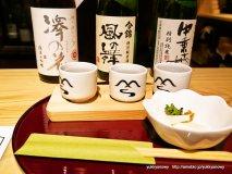 北陸新幹線開通!信州地酒の利き酒をお手頃価格で@長野駅ビル