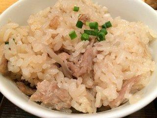 お米好き集合!こだわって炊かれた3種のご飯と惣菜が食べ放題の記事で紹介されました