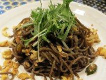 日本ではここだけ?蕎麦を使ったブータン風焼きそば「プタ」!