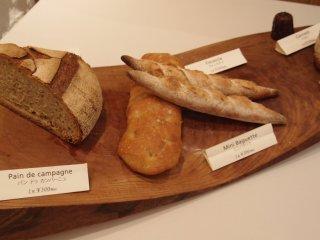 知る人ぞ知る!銀座の高級フレンチ店「エスキス」でパンを販売の記事で紹介されました