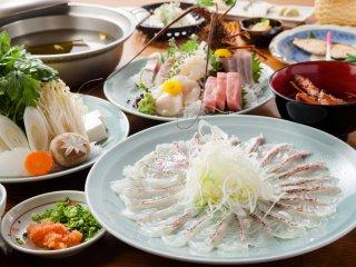 国内産天然活伊勢海老に桜鯛!お得に鮮魚を堪能できる浅草の老舗魚料理店の記事で紹介されました