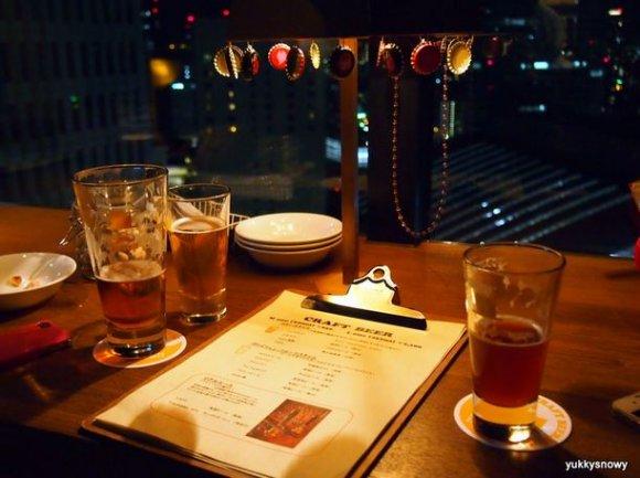 【大阪でクラフトビール】梅田・福島エリアお勧めビアバー5選の記事で紹介されました