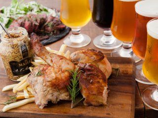 呑んべえの聖地・野毛で話題!国産クラフトビールが楽しめる肉ビストロの記事で紹介されました