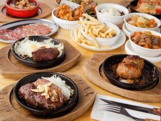 ビフテキもおかわりOK!新宿で3980円食べ飲み放題の高コスパ肉バルの記事で紹介されました