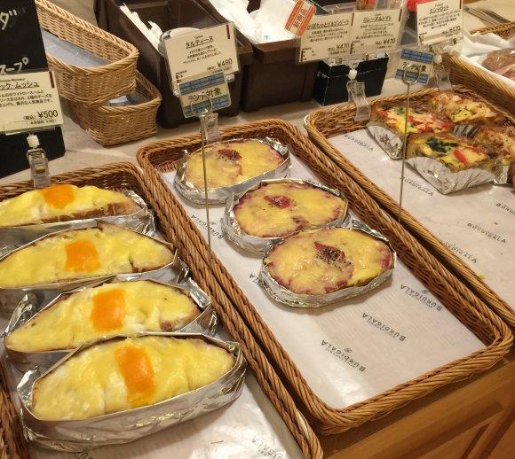 暑さをしのげ近くて楽々♪大阪梅田駅直結お勧めベーカリー5選の記事で紹介されました