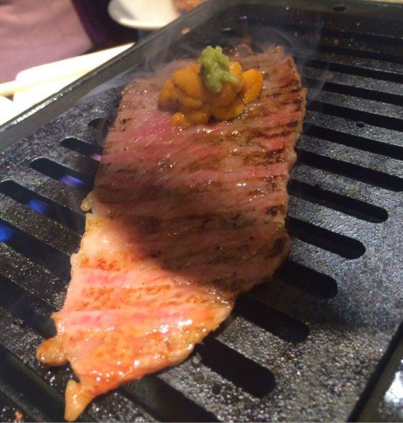 うにと焼肉のコラボも!都内で贅沢な美味い「うに×お肉」が味わえる5軒の記事で紹介されました