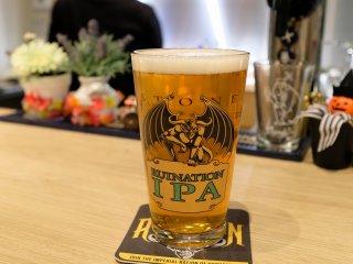 「三ノ宮でクラフトビールが飲みたい!」と思った時におすすめのお店3選の記事で紹介されました