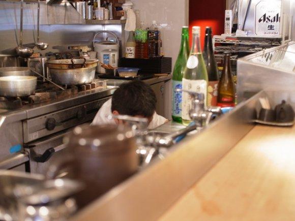 この値段は驚き。20種以上の日本酒と魚に拘るカウンター割烹