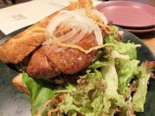 東京タワーの必食グルメ!こだわり絶品グリルドトーストサンドの記事で紹介されました
