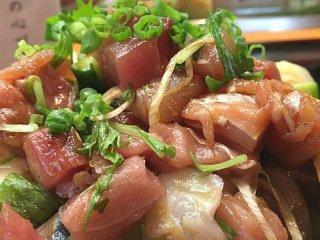 唖然とするほどの爆盛り!新宿で噂の「みこちゃん丼」を喰らうの記事で紹介されました