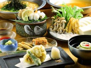高級魚の鱧(はも)をリーズナブルに!京都で今が旬の絶品鱧尽くしコースの記事で紹介されました