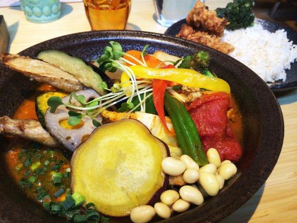 本場・北海道の味を堪能!東京で味わえる「スープカレー」の名店4選の記事で紹介されました