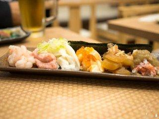 回転寿司と侮れない!老舗が手がける最高の寿司居酒屋が上野に上陸!の記事で紹介されました