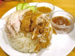 神田の東京カオマンガイで味わう!プリプリの茹で鶏が旨いカオマンガイの記事で紹介されました