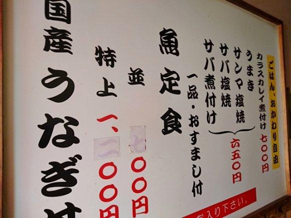 魚!魚!魚!さば塩焼定食(650円)の量がいくらなんでもスゴすぎる!