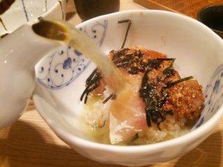 〆に絶品鯛茶漬け!お酒が進みすぎる蒲田「魚菜屋 なかむら」の記事で紹介されました