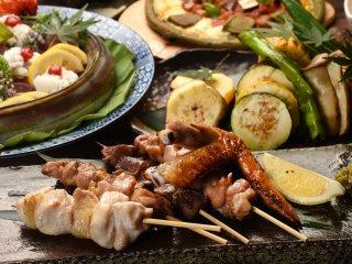 鱧料理に抹茶ピザ、京地鶏も!京都の美味しいが詰まった隠れ家のような店の記事で紹介されました