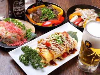 平日は時間無制限3500円で食べ飲み放題!横浜駅近でお得に飲めるお店の記事で紹介されました