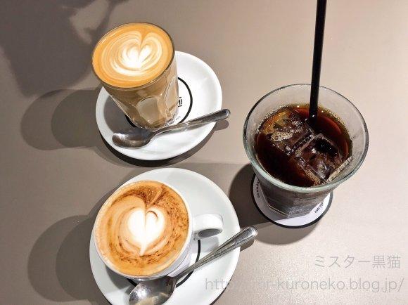 iki ESPRESSOのコーヒーなどの写真
