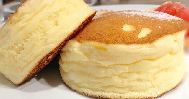 iki ESPRESSOのパンケーキ