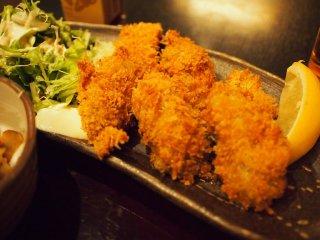 【銀座】創業140年!広島老舗牡蠣料理店のカキフライランチの記事で紹介されました