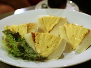 おすすめNo.1の絶品タマゴサンドがある京都のカフェの記事で紹介されました
