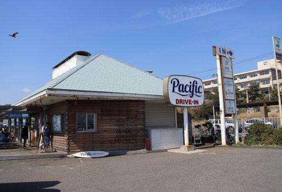 気分は常夏♩七里ヶ浜「パシフィックドライブイン」はハワイアンな海沿いカフェの画像