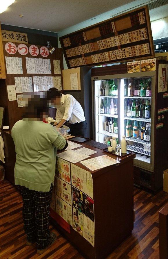 100円から飲み比べできる地酒天国!道後温泉帰りは蔵元屋に寄るべし