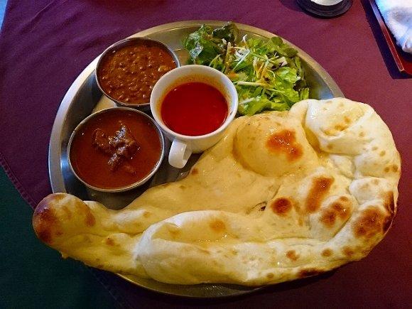カレー通も納得!秋の京都で味わいたいインド料理ランチ3軒の記事で紹介されました