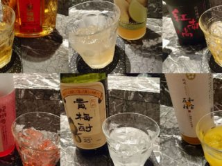 30種類の梅酒が飲み放題!梅を使った会席も楽しめる「梅酒BAR」の記事で紹介されました