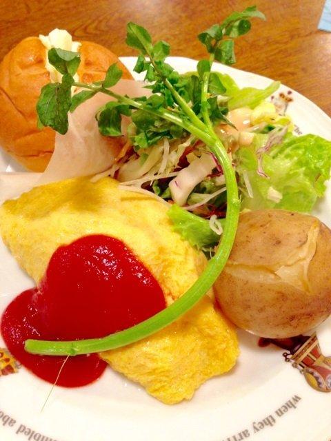 みんな大好き!オムライスが美味しいカフェ・喫茶店5選!
