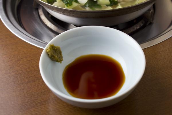 """もつ鍋なのに""""水炊き""""!?"""