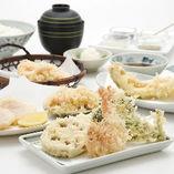 天ぷら 新宿つな八 パルコヤ上野店