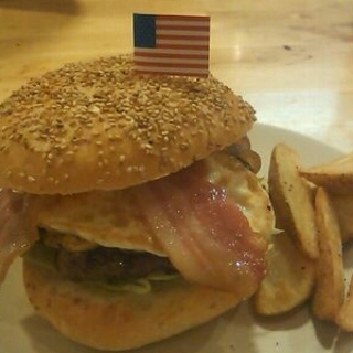George Washington BURGER