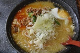 味噌坦々麺