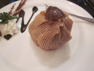 モンブランケーキ