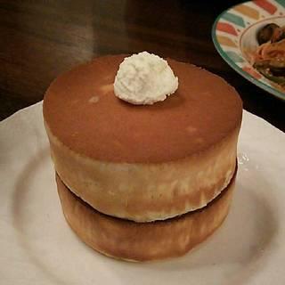 窯焼きスフレパンケーキ