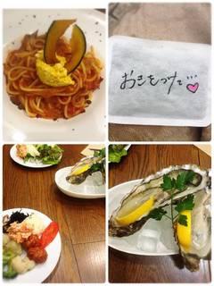 【Special Set】(ランチセット+スウィーツ+本日のメインディッシュ)