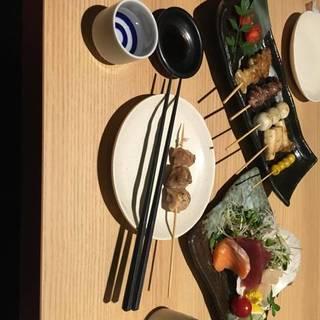 串焼き6種盛り