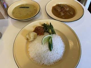 バングラ定食