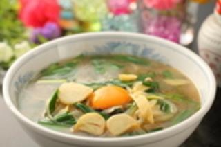 スタミナ麺